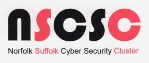 Norfolk & Suffolk Cyber Security Cluster Logo